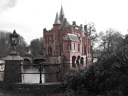 Blake Yeager Metal Prints - Kasteel ten Berghe Metal Print by Blake Yeager