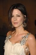 Straps Prints - Kate Beckinsale Wearing An Alberta Print by Everett