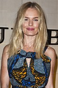 Fragrance Prints - Kate Bosworth At Arrivals For Burberry Print by Everett