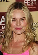 2010s Makeup Framed Prints - Kate Bosworth At Arrivals For Lfe Framed Print by Everett
