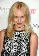 Natural Makeup Posters - Kate Bosworth At Arrivals For Moca 30th Poster by Everett