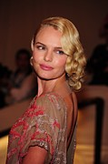 Metropolitan Museum Of Art Photos - Kate Bosworth At Arrivals For Part 2 - by Everett