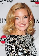 2009 Prints - Kate Hudson At Arrivals For New York Print by Everett