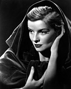 G.a.-2 Framed Prints - Katharine Hepburn, 1936 Framed Print by Everett