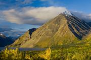 Kathleen Lake Photos - Kathleen Lake, Kluane National Park by John Sylvester