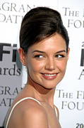 Ballroom Posters - Katie Holmes At Arrivals For 2005 Fifi Poster by Everett