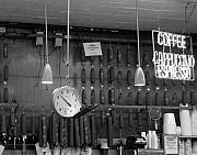 Debbi Granruth Metal Prints - Katz Deli Metal Print by Debbi Granruth