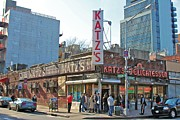 Businesses Prints - Katzs Print by Jerry Patterson