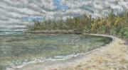 Kawela Bay Print by Patti Bruce - Printscapes