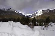 Kawuneeche Valley - Rocky Mountain National Park Print by Ellen Heaverlo