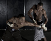 Mma Photos - Kaz and Tyrones Combat by Studio Jamore