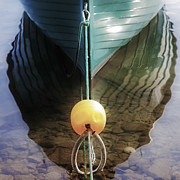 Buoys Prints - Keel Of A Boat Print by Joana Kruse