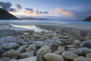 Atlantic Beaches Prints - Keem Strand, Achill Island, Co Mayo Print by Gareth McCormack