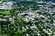State College Prints - Keene State College Print by Greg Fortier