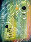 Nancy Eaton - Keep Calm and Carry On