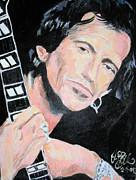 Jon Baldwin  Art - Keith Richards