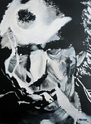 Keith Richards Art - Keith Richards by Lisa Masters