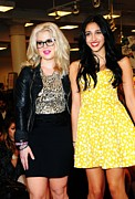 Material Girl Prints - Kelly Osbourne, Lourdes Leon Print by Everett