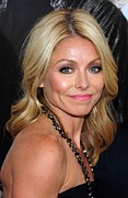 Kelly Prints - Kelly Ripa At Arrivals For Cop Out Print by Everett