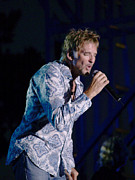 Live Music Photos - Kenny Loggins II by Bill Gallagher