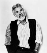 Kenny Rogers Framed Prints - Kenny Rogers (1938-) Framed Print by Granger