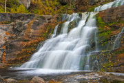 Kent Falls Print by David Freuthal