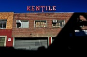 Bklyn Prints - Kentile Factory Print by Mark Gilman