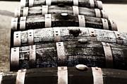 Kentucky Bourbon Barrels Print by Robert Glover