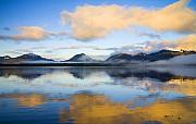 Alaska Photos - Ketchikan Sunrise by Mike  Dawson