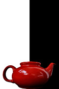 Faience Posters - Kettle Poster by Zoran Buletic