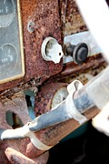 Rusted Dashboard - Key Included by Pauline Ross