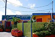 Ristorante Prints - Key West Colors Print by Susanne Van Hulst