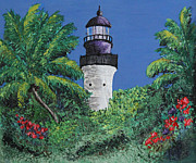 Ann Iuen - Key West Lighthouse