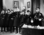 Keystone Kops Prints - Keystone Cops Print by Granger
