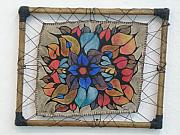 Rare Tapestries - Textiles - Kia From Sueria by Carlos Toledo