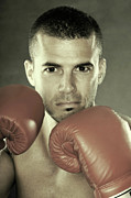 Kick Boxer Photos - Kickboxer by Oleksiy Maksymenko