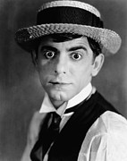 Headshot Framed Prints - Kid Boots, Eddie Cantor, 1926 Framed Print by Everett