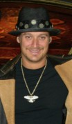Detroit Photos - Kid Rock Smiling by Christopher  Chouinard