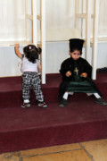 Orthodox Photo Originals - Kids and religion by Munir Alawi