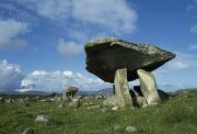 Belief Systems Prints - Kilclooney, Co Donegal, Ireland Dolmen Print by The Irish Image Collection