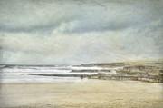 Kilcummin Back Strand Print by Marion Galt