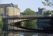 City Of Bridges Posters - Kilkenny Castle, Kilkenny, Co Kilkenny Poster by The Irish Image Collection 