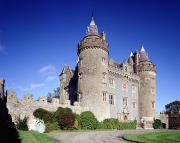The White House Prints - Killyleagh Castle, Co. Down, Ireland Print by The Irish Image Collection