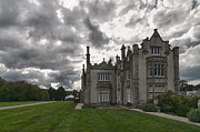 Stately Home Posters - Kilruddery House Frontage Poster by Joe Houghton