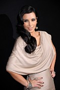Capitale Photos - Kim Kardashian Wearing A Victoria by Everett