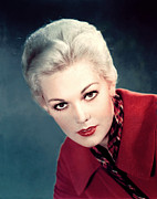Platinum Blonde Prints - Kim Novak Print by Everett