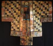 Meditative Sculptures - Kimono no. 73 by Catherine Foster