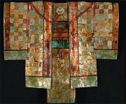 Meditative Sculptures - Kimono no.42 by Catherine Foster