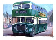 Bus Originals - King Alfred Renown by Mike  Jeffries