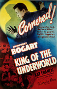 Francis Posters - King Of The Underworld, Humphrey Poster by Everett